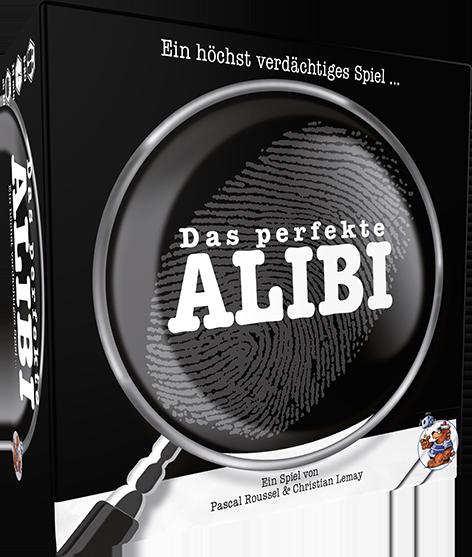 ein höchst verdächtiges alibi box