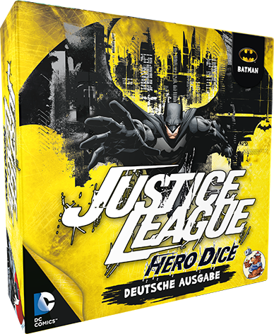 justice league hero dice