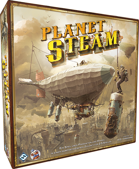 planet steam box
