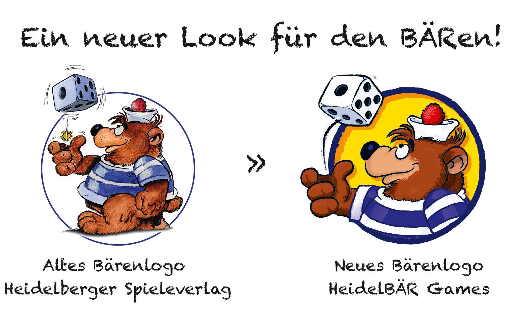 heidelbär games logos
