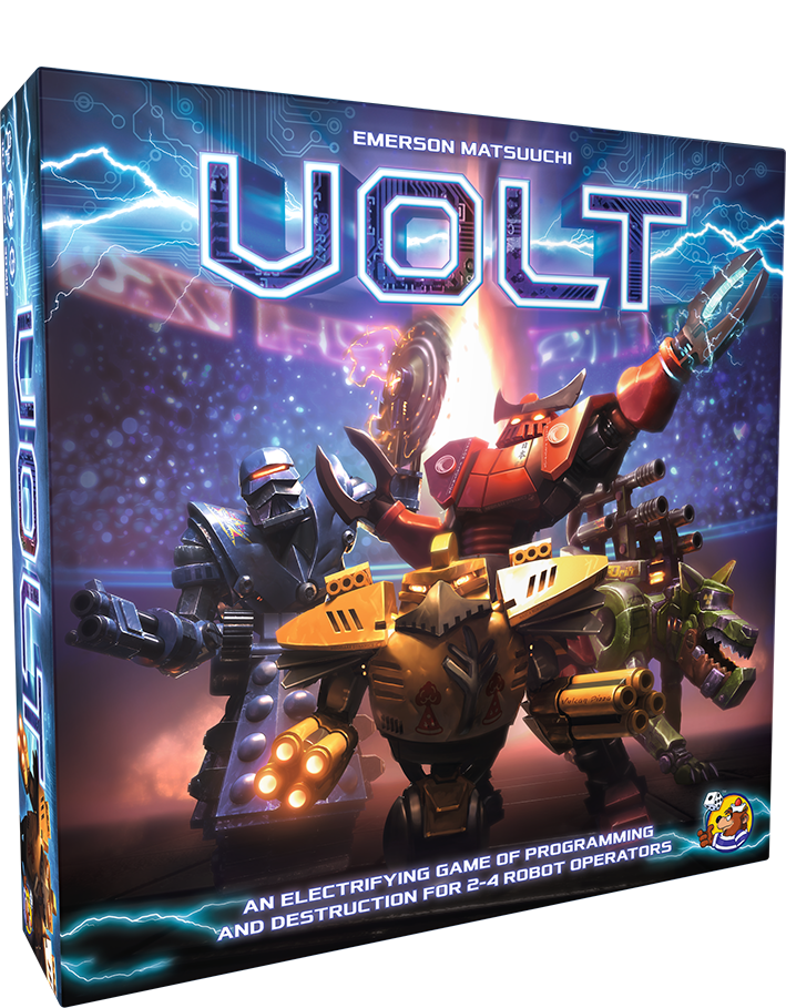 This is an image/link of the boardgame Volt