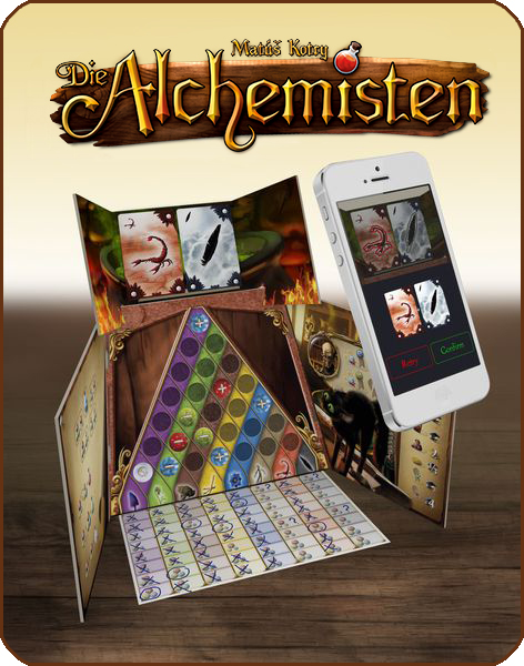 die alchemisten poster