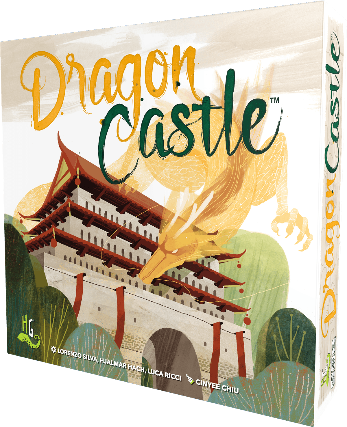 dragon castle box