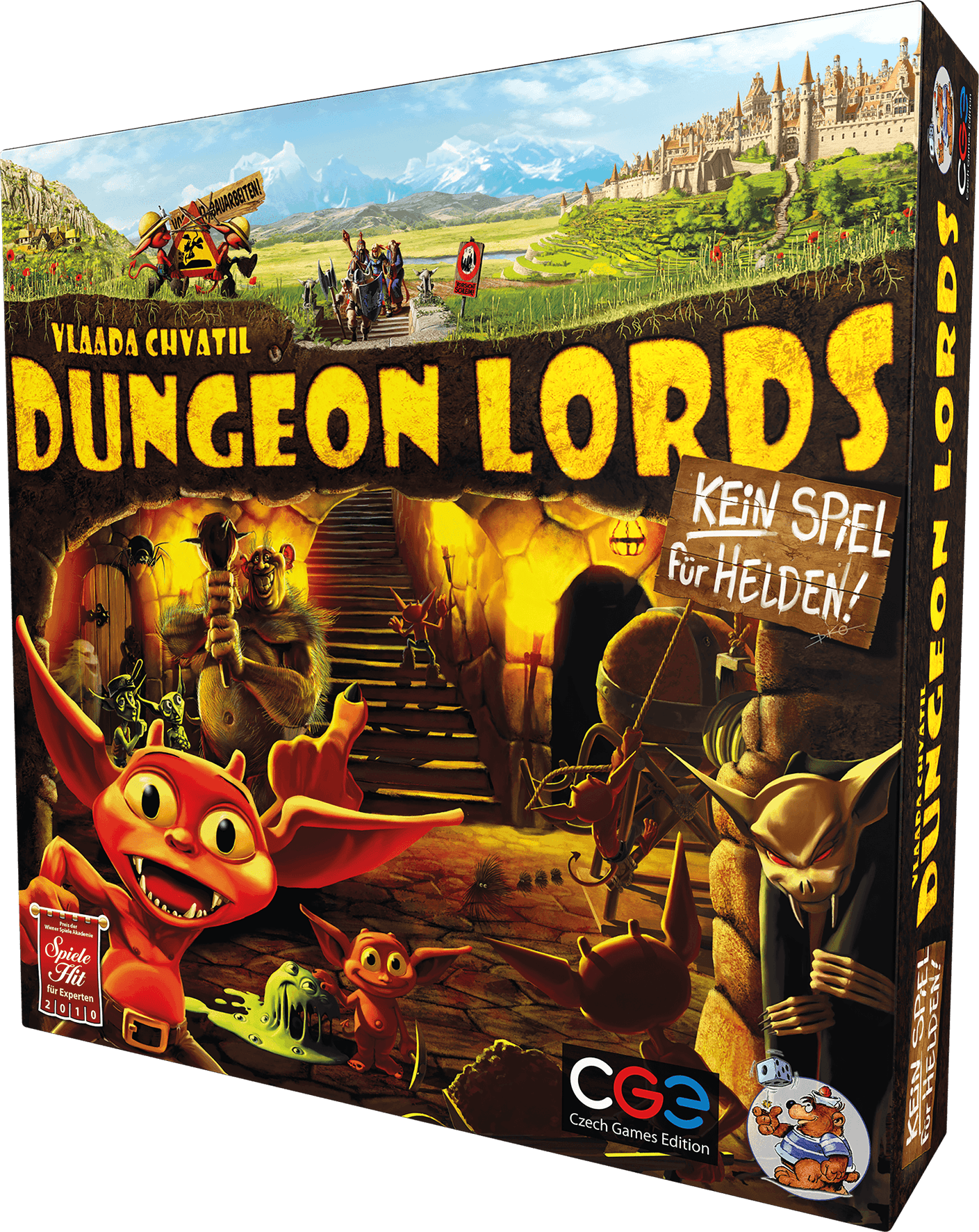 dungeon lords box