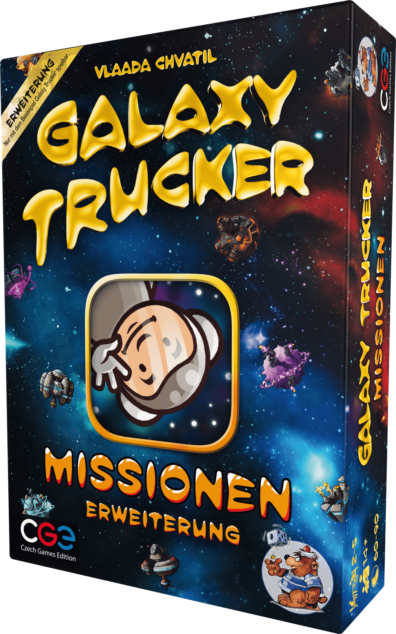 galaxy trucker missionen box