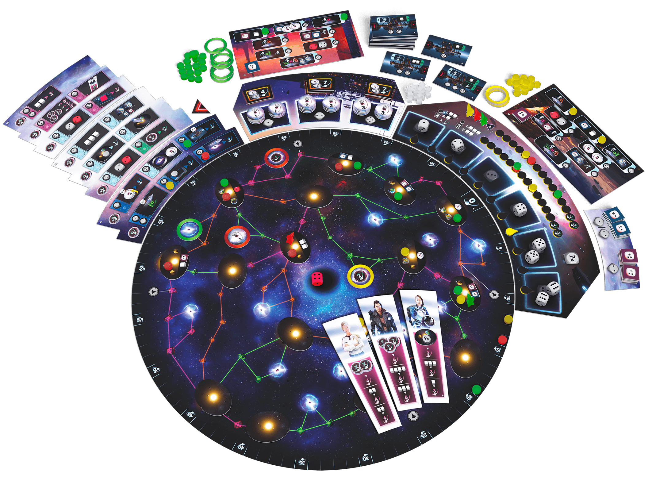pulsar 2849 spielaufbau