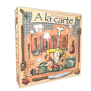 This is an image/link of the boardgame A la carte
