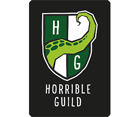 horrible guild logo