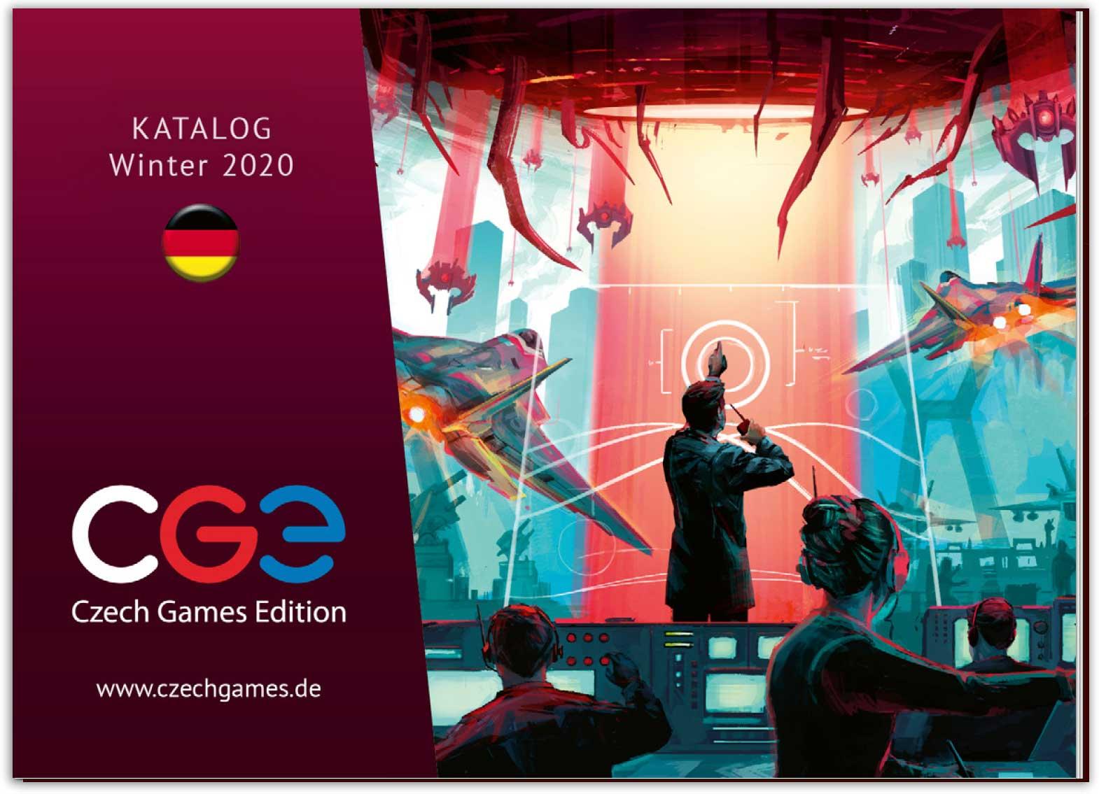 czech games edition katalog 2020