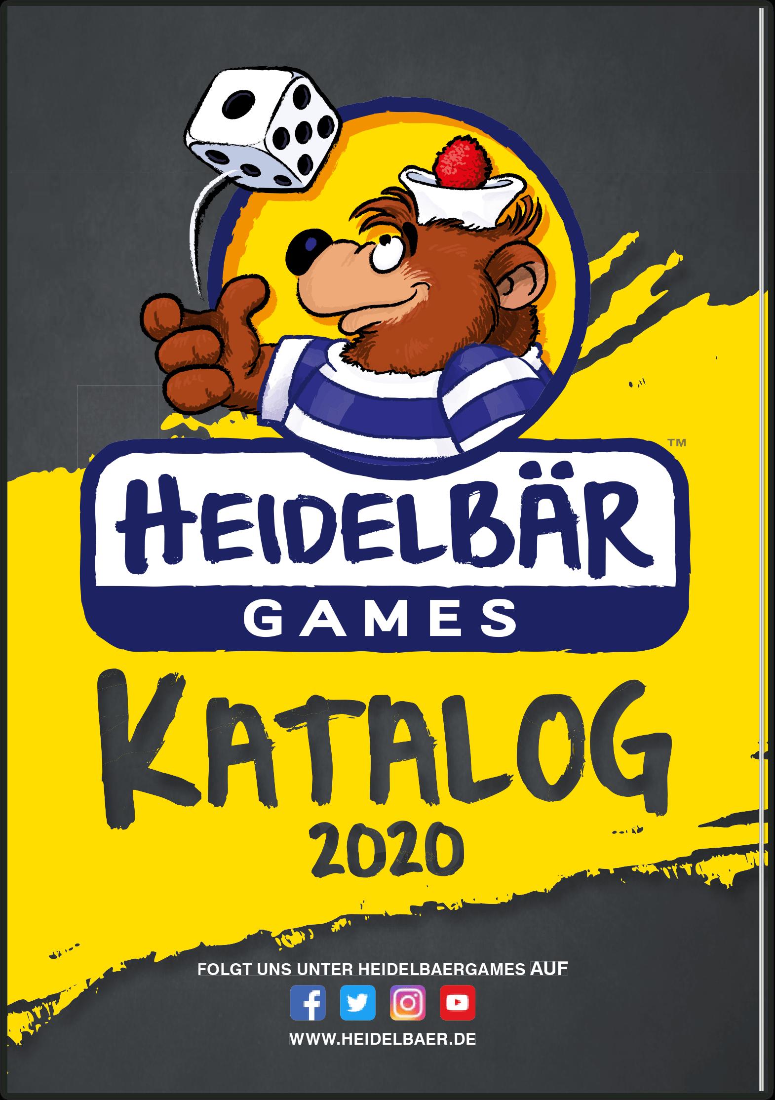 heidelbär games katalog 2020