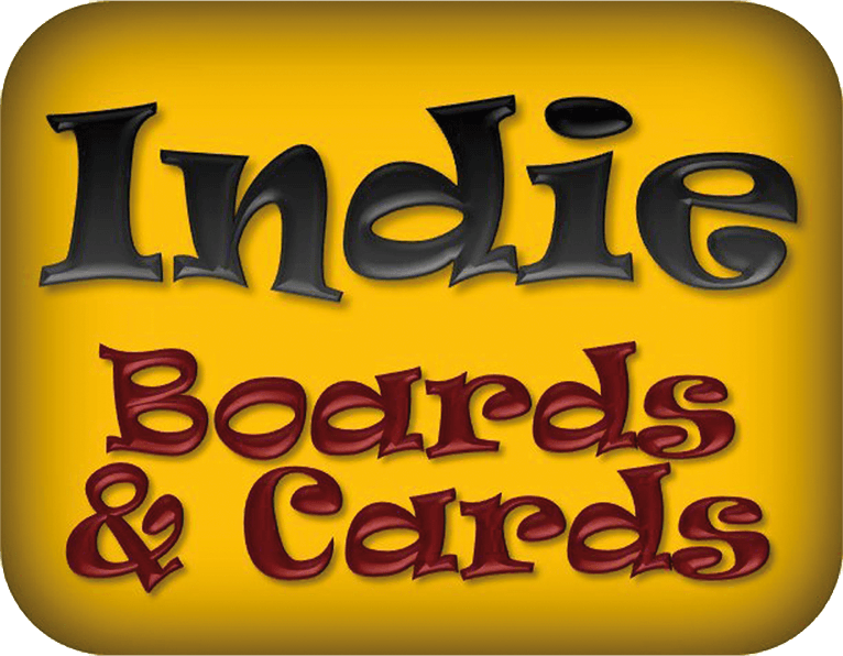 indie boards and cards logo