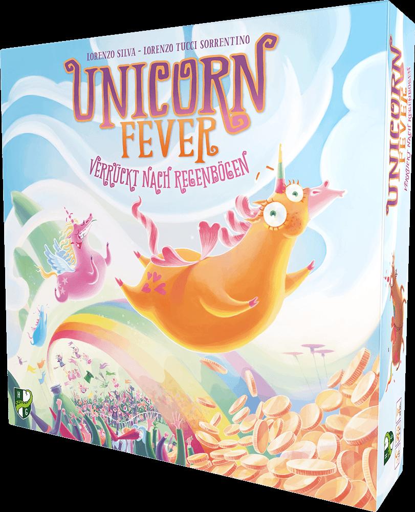 unicorn fever box