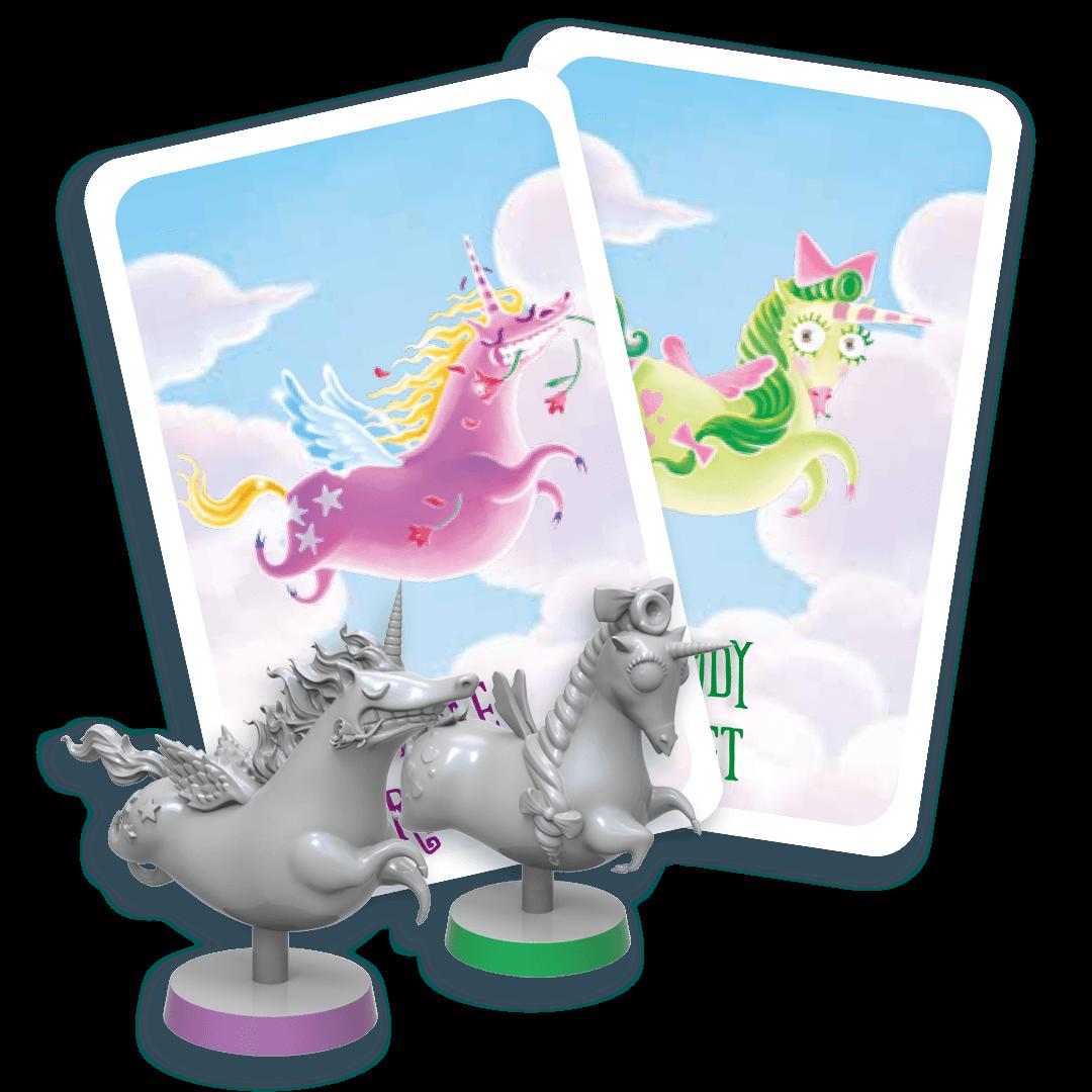 unicorn fever einhörner