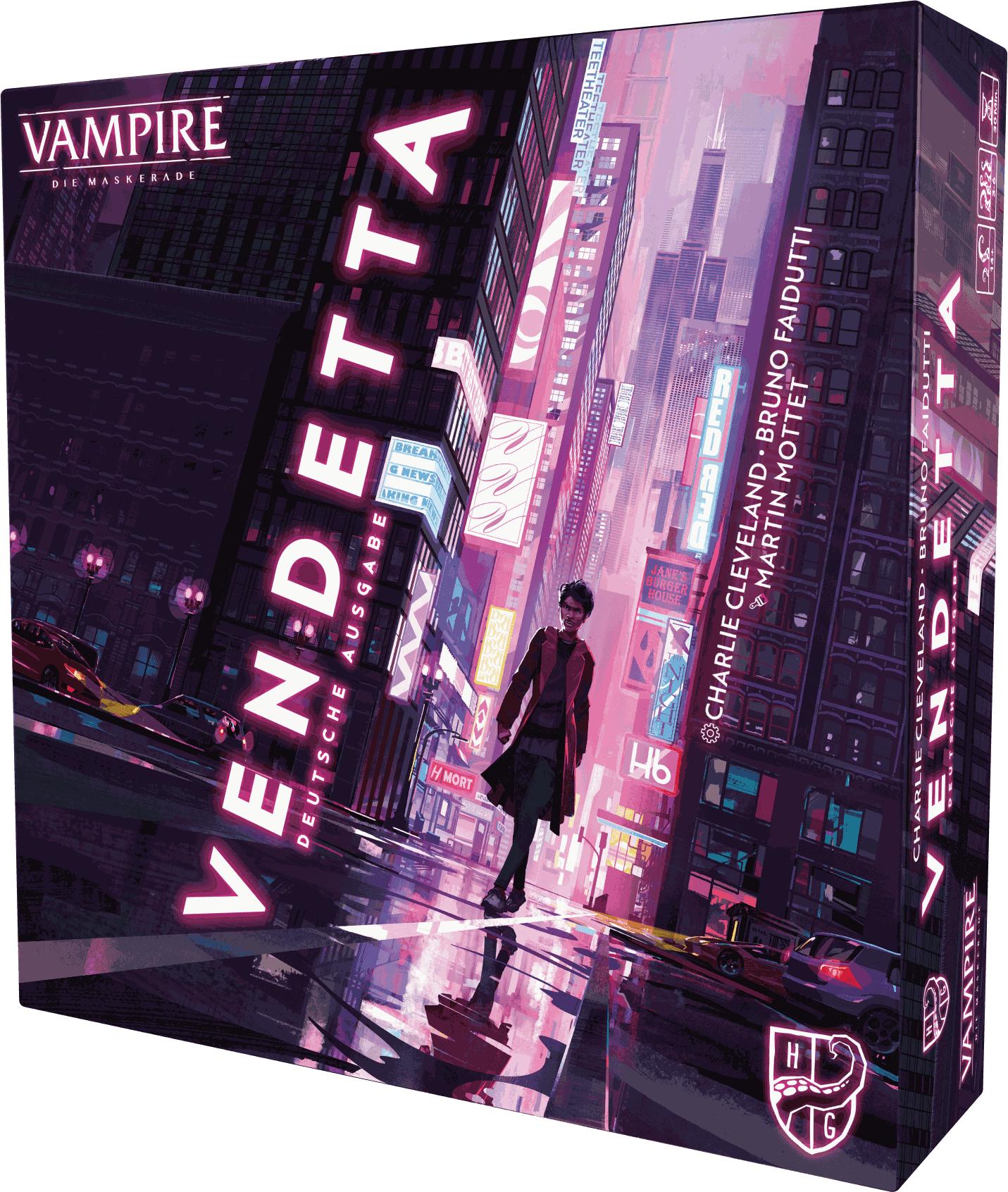 vampire die maskerade vendetta box