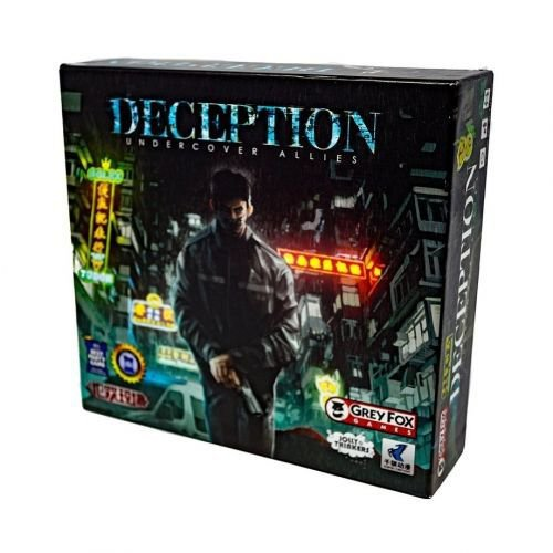 deception undercover allies box