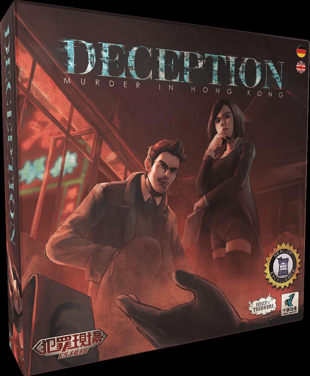 deception murder in hong kong box