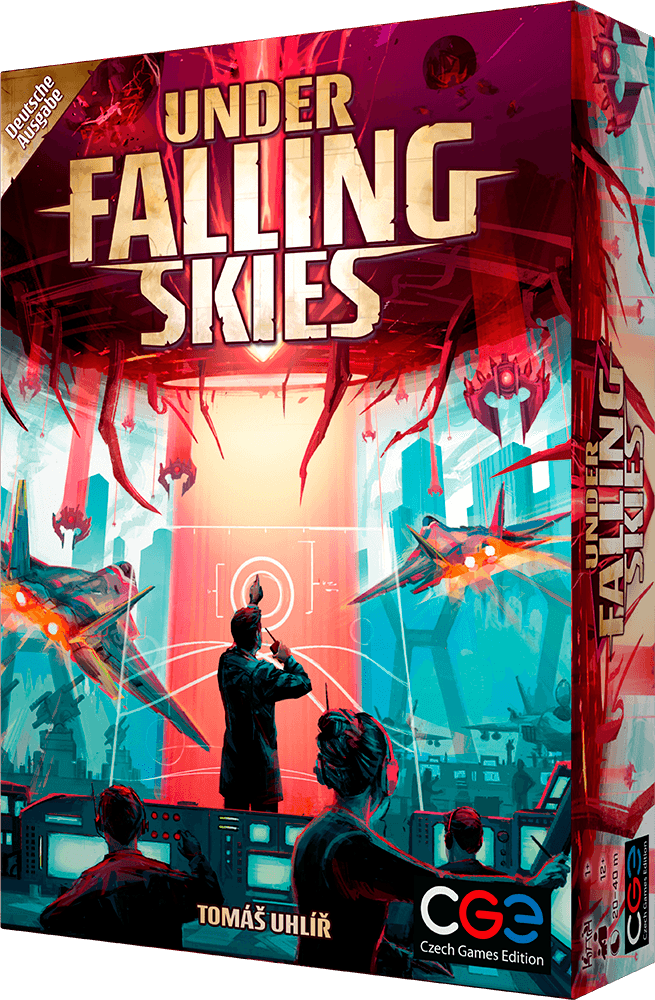 under falling skies box