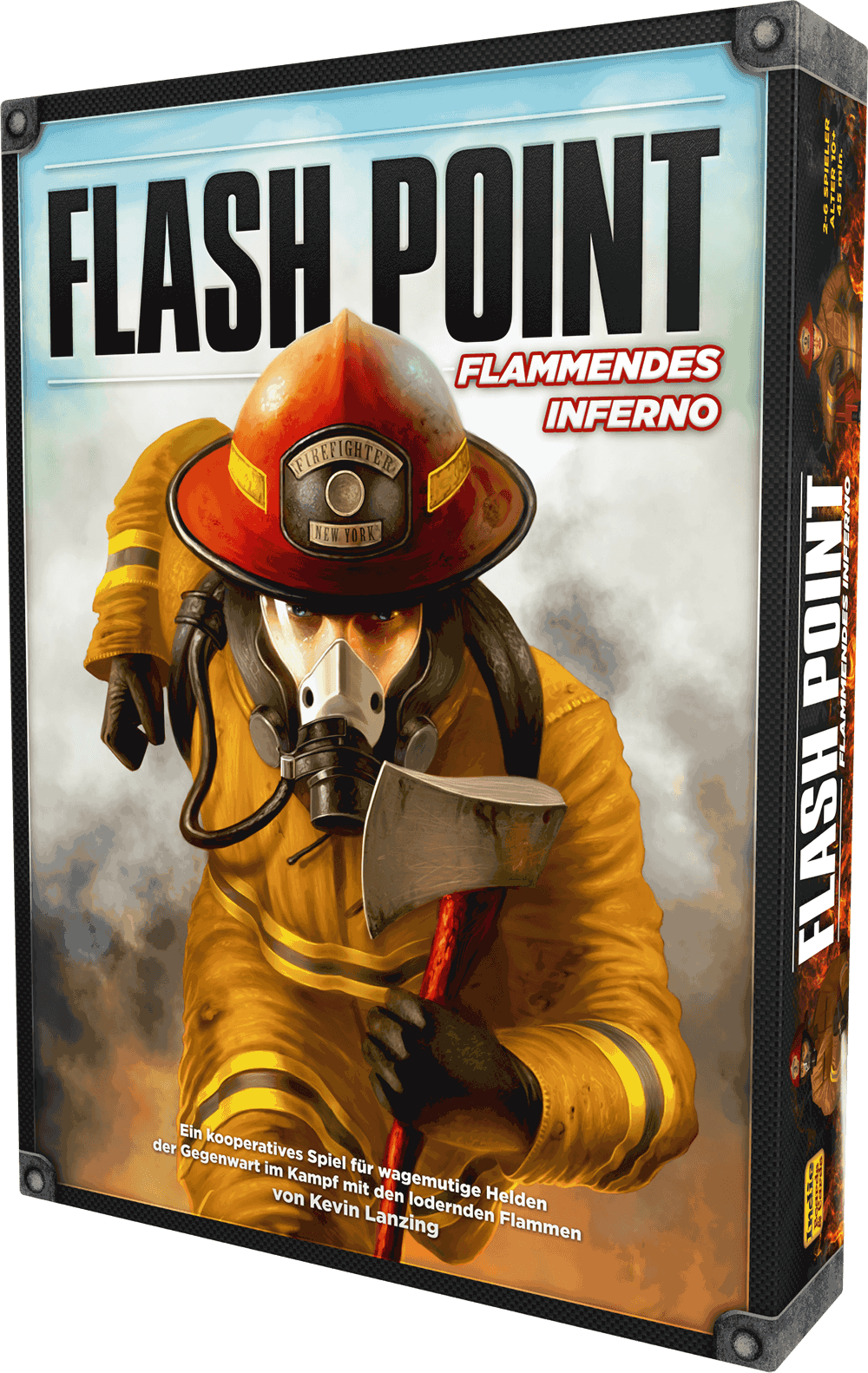 flash point flammendes inferno box