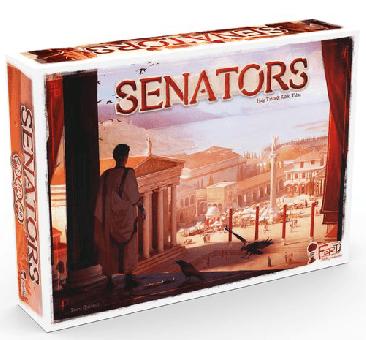 senators box