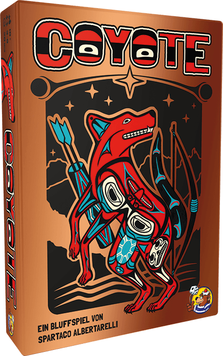 This is an image/link of the cardgame Coyote