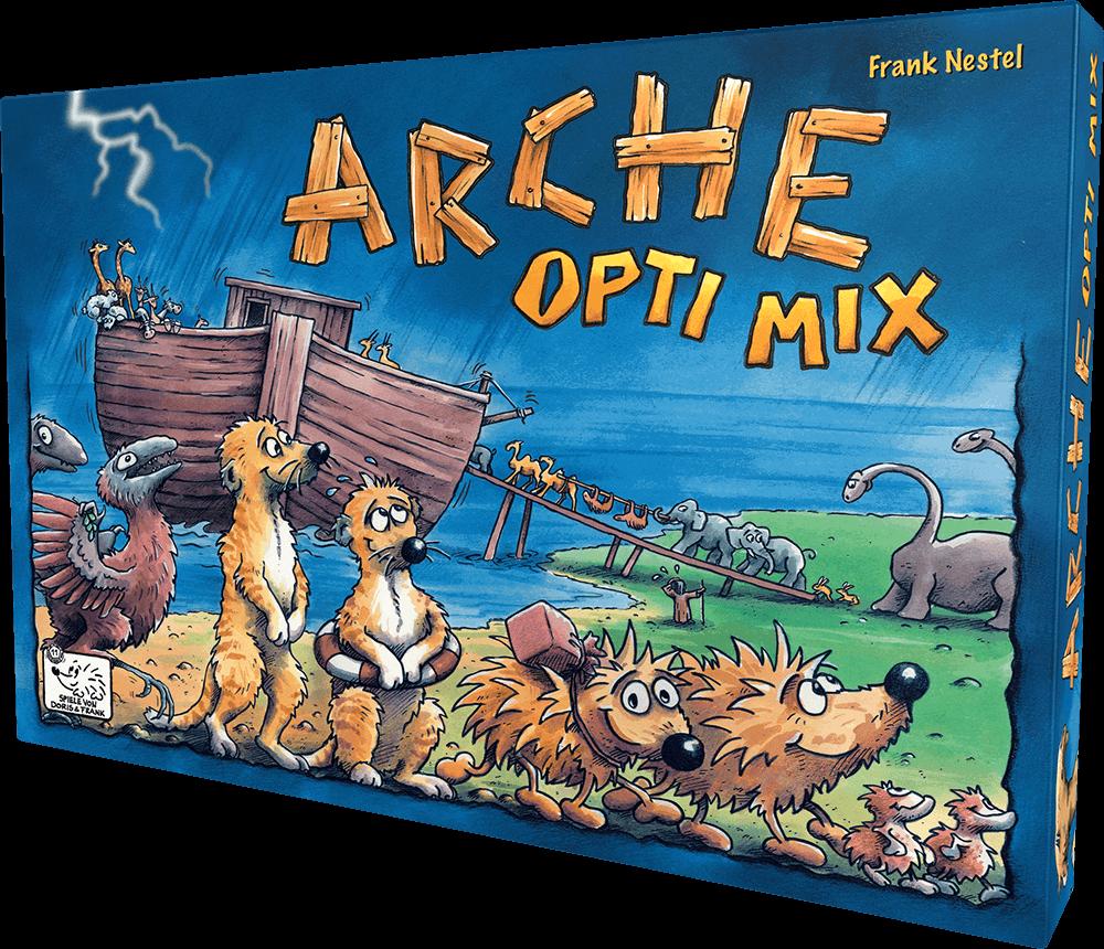 arche opti mix box