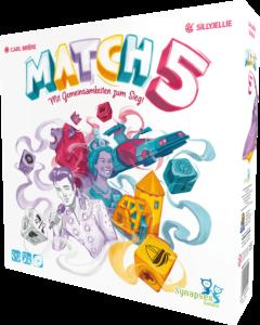 match 5 box