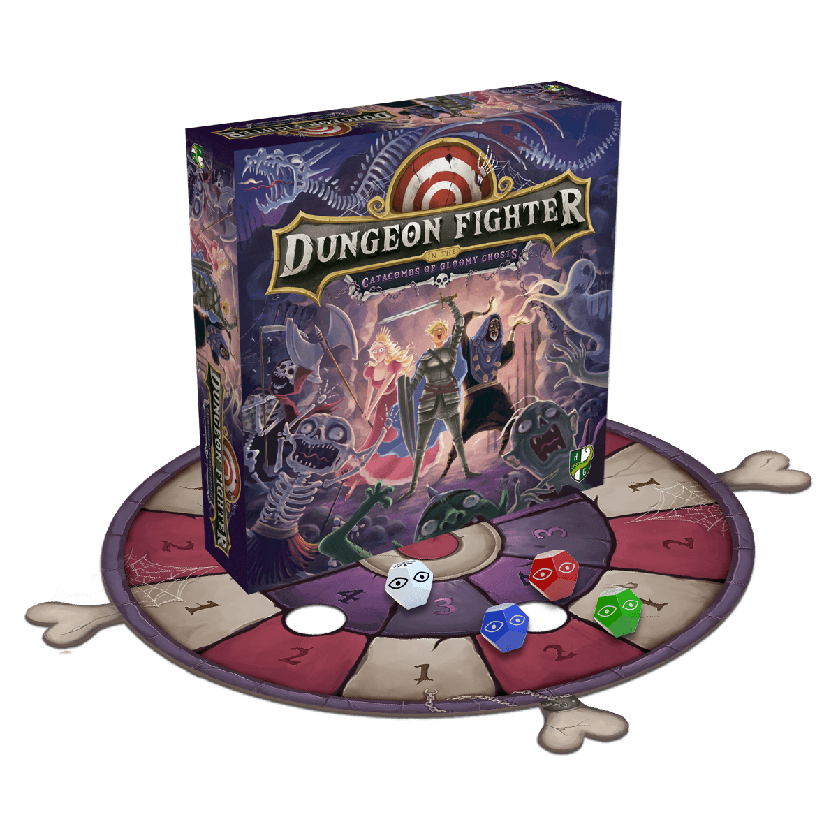dungeon fighter geister box