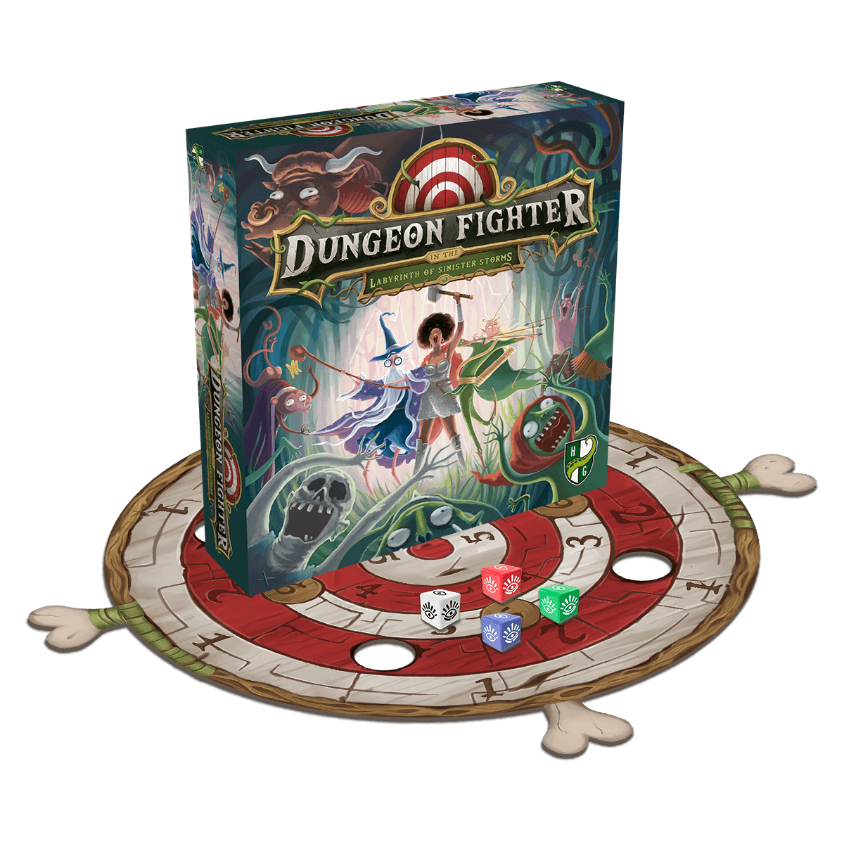 dungeon fighter labyrinth box
