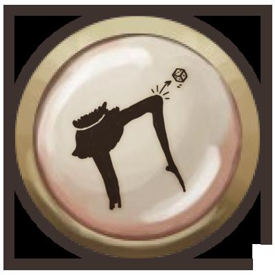 Dungeon Fighter: Das Labyrinth der launischen Lüfte token