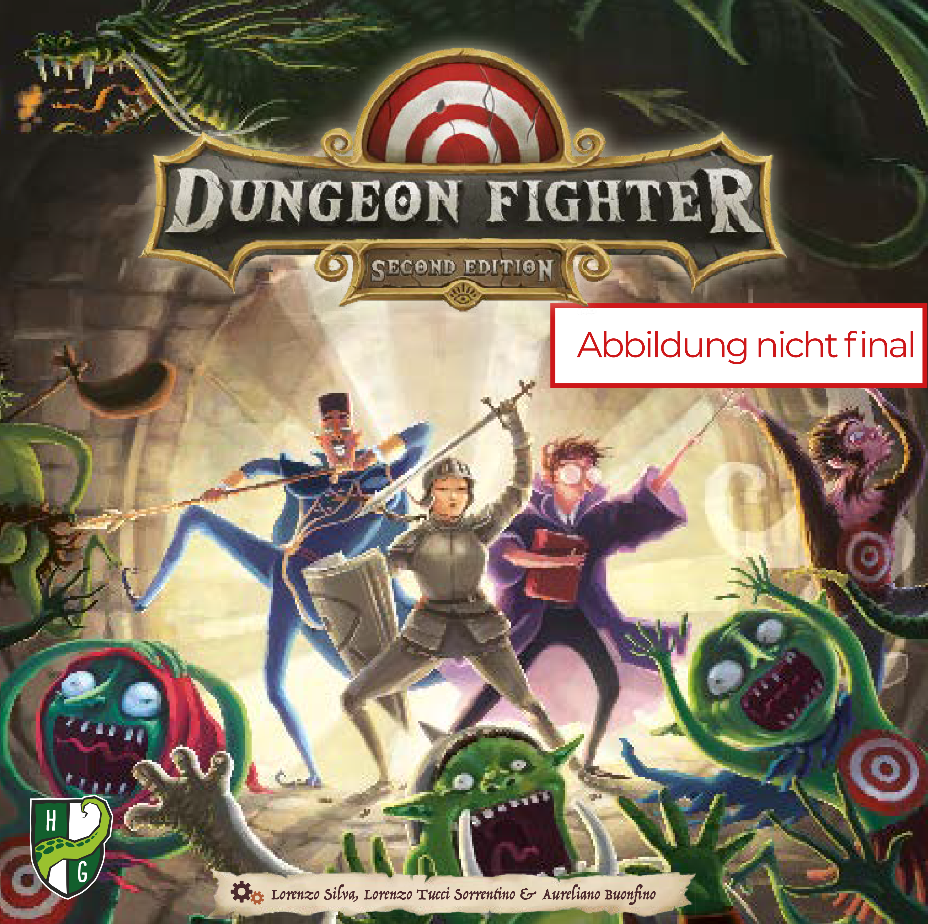 Dungeon Fighter 2. Edition Cover